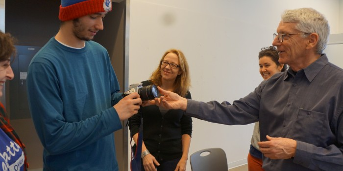 Photography department changes focus for next semester