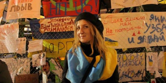 Activism in Kiev