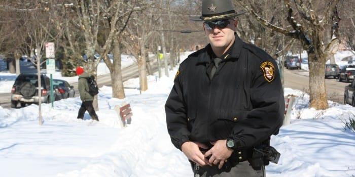 Gambier gets new Sheriff's deputy