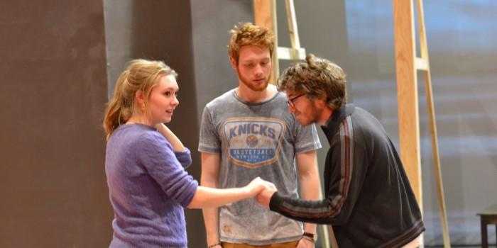 Love, family affairs come to light in Chekhov's Seagull