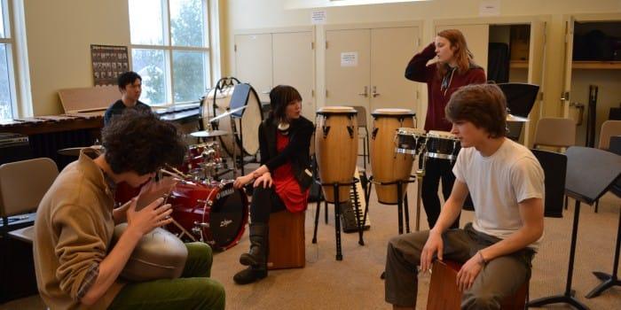 Kenyon Music Society creates platform for collaboration