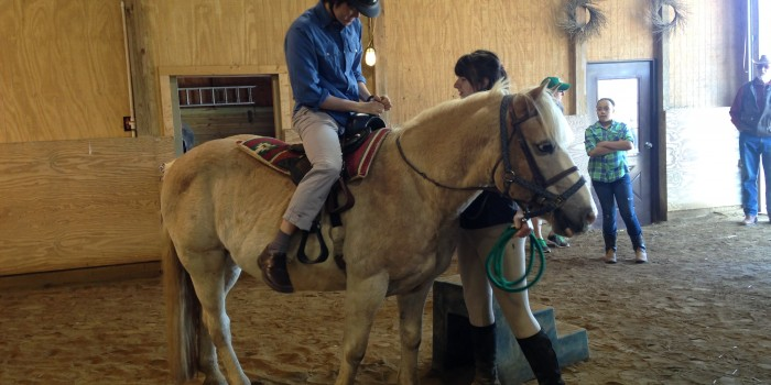 Open Barn provides community with the ride of its life