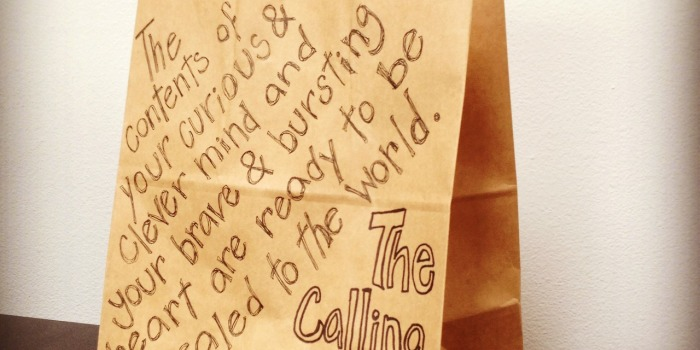 The Calling Bell brings alumni writers back together