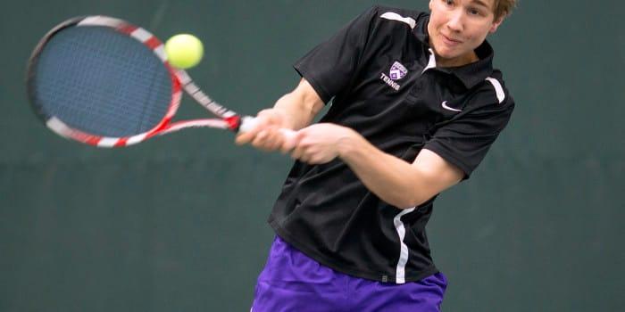 Men's tennis wins ninth-straight title