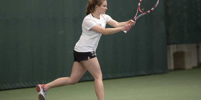 Women's tennis pull out upset