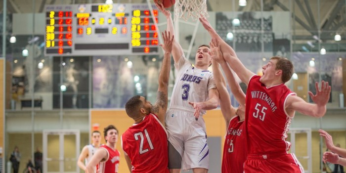 Lords drop game to Oberlin