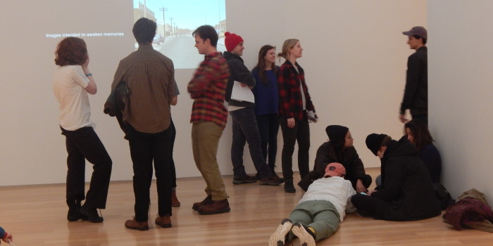 Gallery takes cue from Oberlin