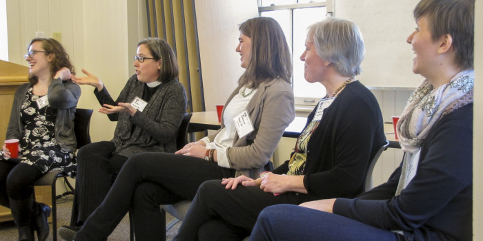 Crozier looks back on 30 years supporting women on campus