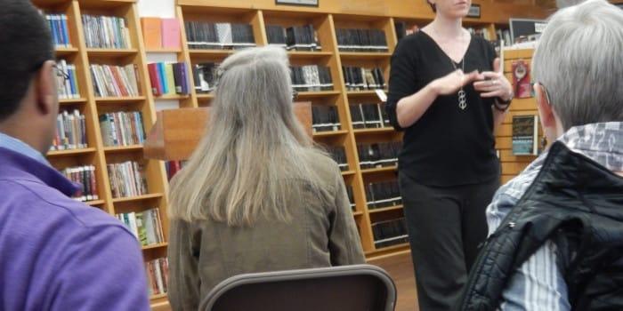 Reading honors Rankine's award-winning book Citizen