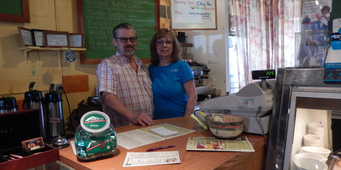 Jeanne Poland and family have helped the Deli to thrive
