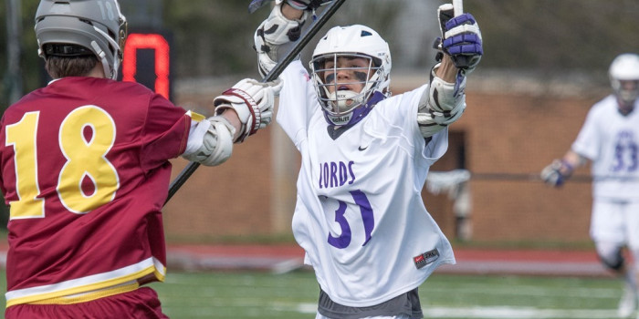 Men's lax knocked out of conference tournament