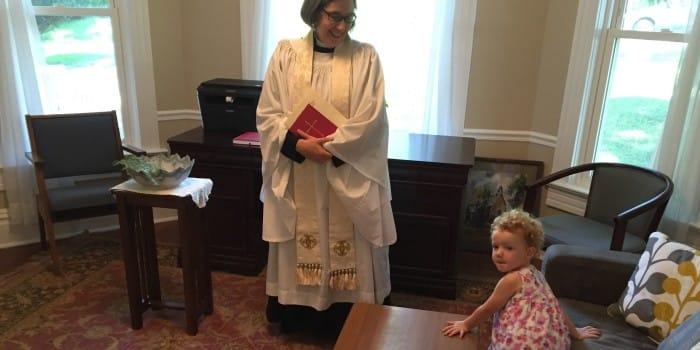 Parish House office renovations preserve professor's legacy