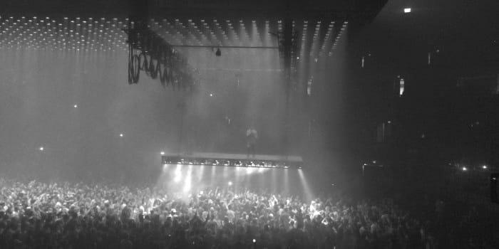 Kanye West stuns crowd at Columbus's Schottenstein Center