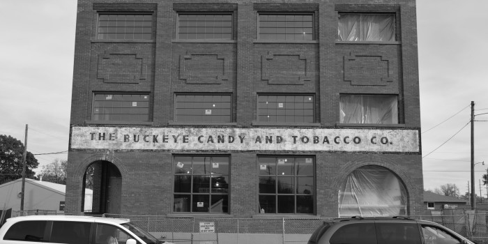 Buckeye Building gets a new name