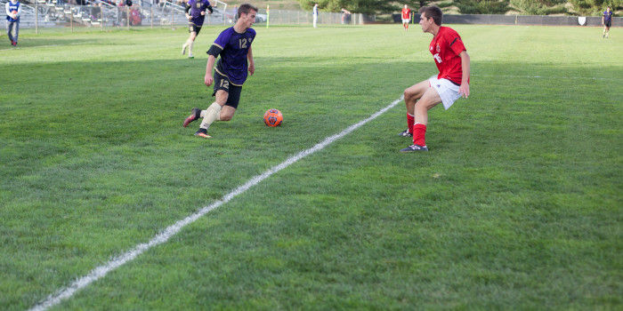 Playoffs in sight for Kenyon soccer