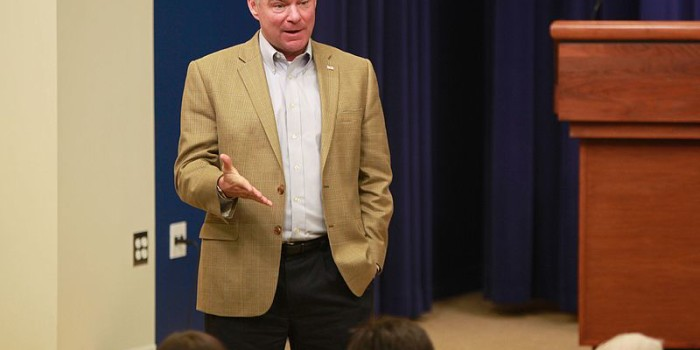 Tim Kaine to visit campus Thursday