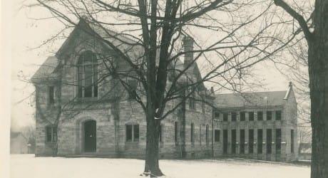 Future Olin destruction rekindles memories of first library