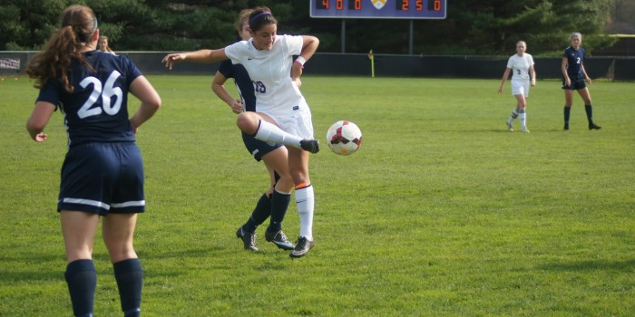 Lords win NCAC first seed, Ladies end season in semi-finals