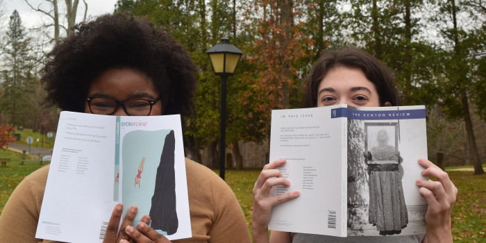 KR poetry contest winners came from the same high school