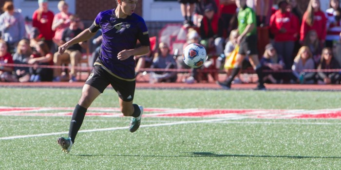 Lords soccer makes history before season's end against Tufts