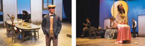 Uncle Vanya highlights students' acting skills, stuns crowds