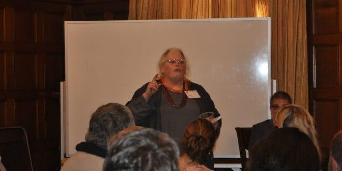 Symposium honors bio professor Kathryn Edwards' career
