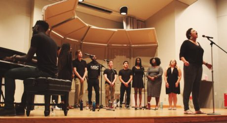 Gospel Choir ends year-long hiatus with a spring concert