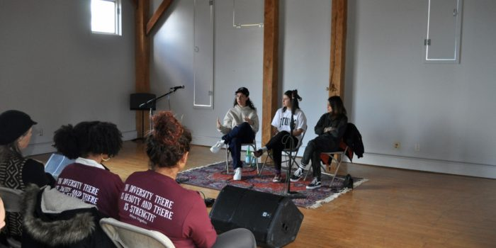 Femme-centric skate group discusses sexuality and ethnicity within the arts industry