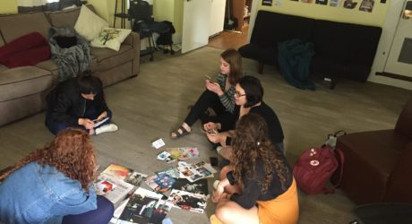 Newly launched Feminist Film Club discusses the intersection of gender and film