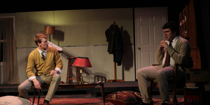 Subtle, complex performances shine in Three Days of Rain
