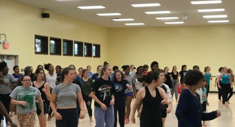 Alumna brings Afro-dancehall dance workshop to Bolton